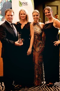 Don, Lorna, Andria, Robyn CMCC